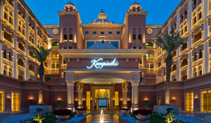 A Stay for 2 at the Marsa Malaz Kempinski