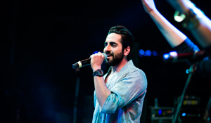Two Gold tickets to watch Ayushmann Khurrana and Lucky Ali performing LIVE at MTV India Unplugged this February!