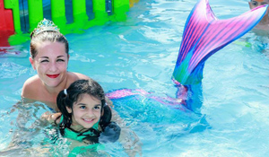 A voucher worth Dhs 500 from Splash 'n' Party
