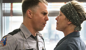A pair of tickets to the premiere of Three Billboards Outside Ebbing, Missouri