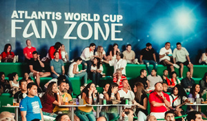 The ultimate FIFA World Cup experience with Atlantis, The Palm