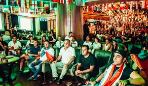 The ultimate FIFA World Cup experience with Atelier M