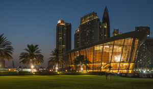 A pair of tickets to Never Mind The Opera at Dubai Opera