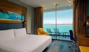 The ULTIMATE luxury weekend prize with Project: Aloft Star UAE 2018