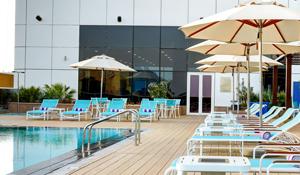 A family staycation at Premier Inn Ibn Battuta Mall