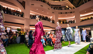 AED2,500 Visa vouchers to spend on the latest FW18 collections