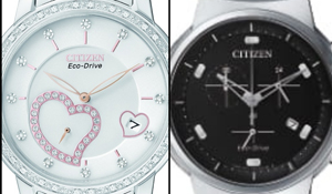 An Exclusive Men's and Ladies Watch Worth Dhs 2,000 EACH!