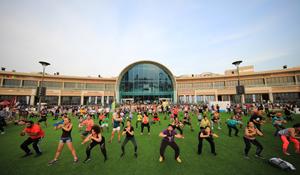 Big with Dubai Fitness Challenge!