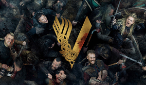 tickets to the new season premiere of Vikings