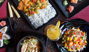 One of two AED500 vouchers for two of Century Village's incredible restaurants