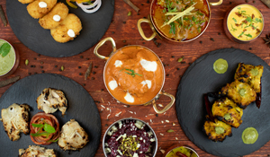 Dinner for TWO Worth Dhs 400 at Purani Dilli where you can experience the flavours of Old Delhi